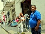 Rues Cartagena Indias Colombie