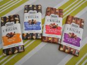 Nouveauté tablettes chocolat Nestlé Recettes l'Atelier