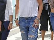 Jennifer Lopez quitte Boutique Alexander McQueen Angeles 12.05.2014