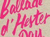 ballade d'Hester Mercedes Helnwein