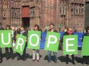 Verts défendent l'Europe contre vents marées