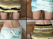 draped skirt UBDP's dressing