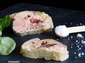 Medaillon foie gras jambon fume montagne