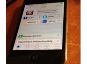 Jailbreak 7.1.1 réussi iPhone winocm (vidéo)