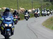 Rallye moto dans Pyrénées