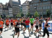 35ème édition courses Strasbourg: Elle court, elle Stras'court