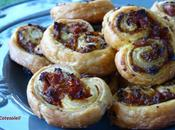 PALMIERS TOMATES SECHEES & MOUTARDE L'ANCIENNE