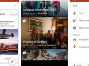 Google+ offre refonte complète application Android