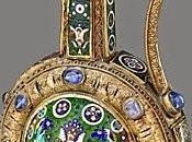 musée Louvre, trésor l'abbaye Saint-Maurice d'Agaune plafonds XVIIe siècle