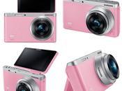mignon Samsung mini pour selfies