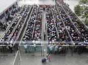 Prendre métro Beijing