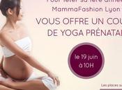 Atelier yoga prenatal lyon