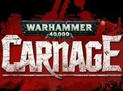 Warhammer 40,000: Carnage arrive iPhone français