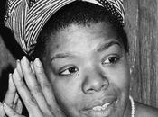 Disparition Maya Angelou