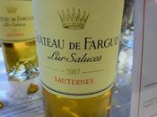 Sauternes L'Union Grands Crus Bordeaux, millésime 2011