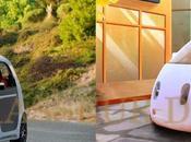 Google cars: vous voulez appuyant bouton!! (Vidéo)