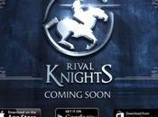 Gameloft dévoile Rival Knights premier trailer
