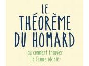 Théorème Homard Graeme Simsion