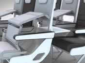 Thales installe passagers dans sièges d'avion immersifs