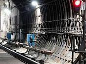 Tunnels Métro Moscou