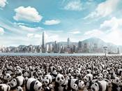 tour monde 1600 pandas papier Grangeon allrightreserved pour Disparition