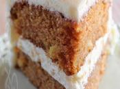~Gâteau carottes glaçage beurre~