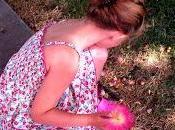 Emma jeune fille fleur