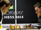 Caruana tête Norway Chess