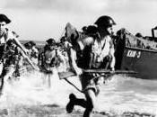Débarquement Honneur soldats américains morts pour France l'Europe