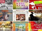 Afincao, Toh-Nal, Afrik'a muret, Festi'couleurs, week-end Toulouse