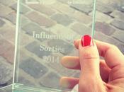 Bambi Paris gagne Trophée Influenceurs 2014 #Sorties