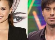 Enrique Iglesias Demi Lovato concert novembre Bercy