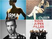 Musik notre sélection sons l'été 2014