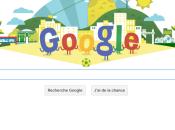 Doodle pour Coupe Monde 2014