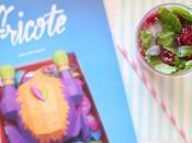 Fricote Magazine Mojito framboises