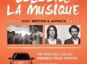 pass pour Breton Jamaica Paris juin 2014
