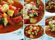 Soupe-repas gnocchis saucisse italienne
