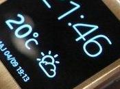 Samsung mise montre-téléphone