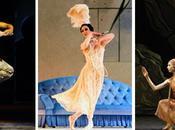Ballets russes Théâtre national pour trois soirées live stream juin