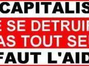 chiens garde capitalisme #fauxcialiste montrent crocs Montrons poings