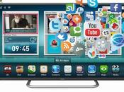 Série B7000 B7100, Haier sous Android