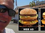 McDonald's, Burger King… exige burger aussi beau pubs