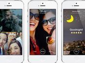 SlingShot, Snapchat façon Facebook disponible iPhone