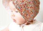 Patron gratuit chapeau trop chou pour bébé
