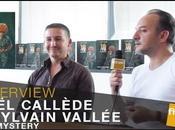Interview vidéo Sylvain Vallée Joel Callède pour XIII Mystery Betty Barnowsky