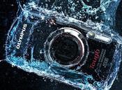 Appareils photo numériques Olympus TG-850 TG-3, étanches connectés