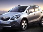 L'Opel Mokka, auto conduite