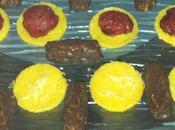 Bouchées polenta