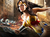 MOVIE Batman Superman détails costume armes Wonder Woman