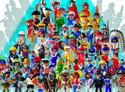 Playmobil célèbre anniversaire